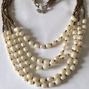 5 strand necklace